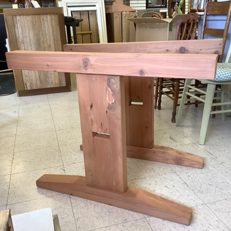 "Redwood ""ACME"" Table Legs"