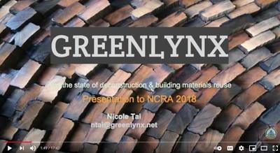 "Nicole Tai, GreenLynx, ""The Growth of GreenLynx"""