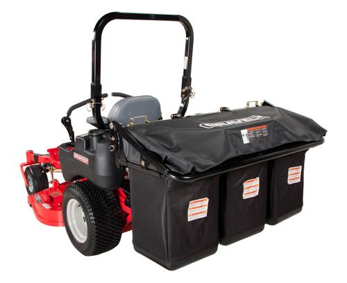 Gravely 3-Bucket Bagger 892045, 12 Bushel for Pro Turn 272 & 472