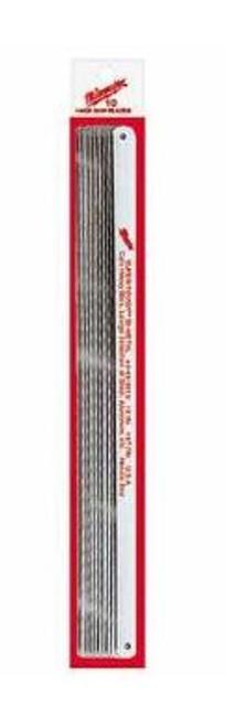Hacksaw Bi-Metal Blades 24T Milwaukee