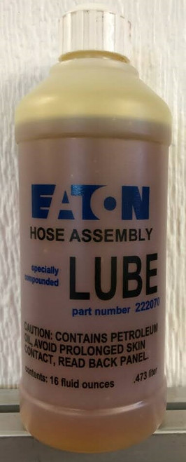 222070 Aeroquip Hose Assembly Lube