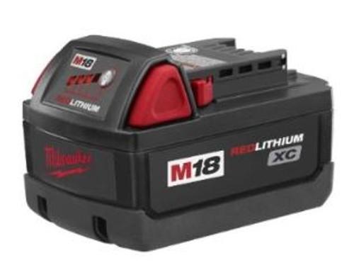 Battery 18 volt 3.0 AH XC Lithium-Ion Milwaukee 48-11-1828
