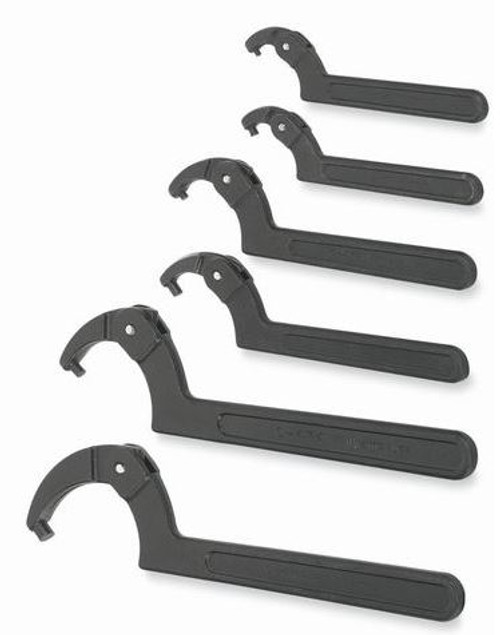 Spanner Wrench Adjustable Pin 2 To 4-3/4 Williams 0-474(24812)