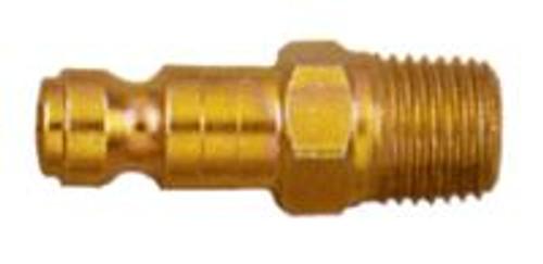 Plug 1/2 x 1/2MPT  Universal