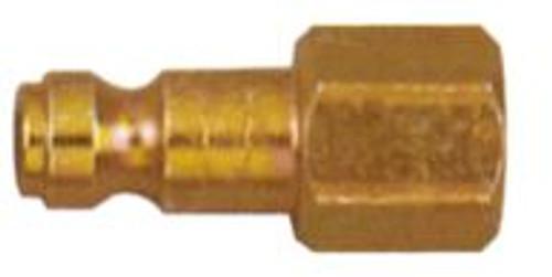 Plug 1/4 male x 3/8fpt Automotive