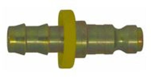 Plug 1/4 male x 3/8 Pushlock Automotive