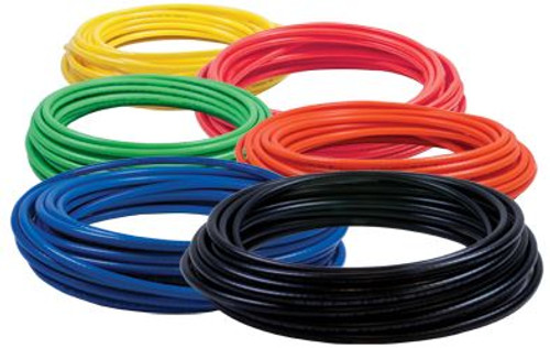 Plastic Air Brake Tubing 1/4 Black