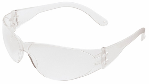 Glasses Crews Checklite Clear Safety CL110C