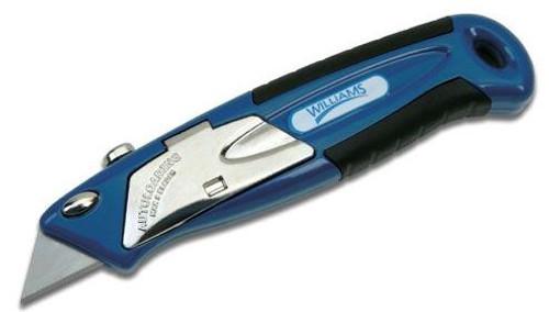 Quickblade Autoload Utility Knife Williams 40052