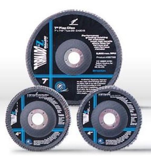 Flap Disc 4.5 60gr 5/8-11