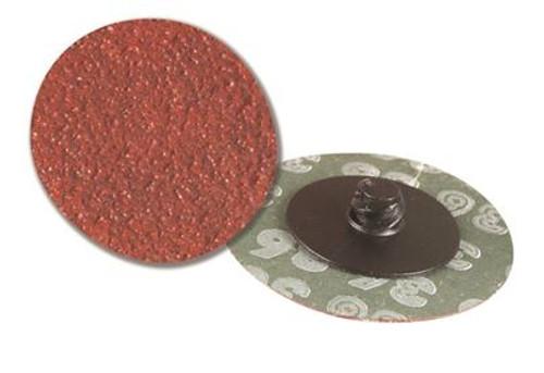 """Abrasive Disc 3"""" Type R A/O 50g 25/bx"""