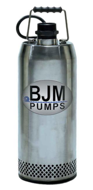 Big Bullet BJM R1500 230v 2HP 2in Submersible Pump
