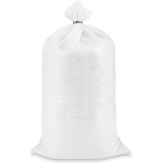 White Sand Bag