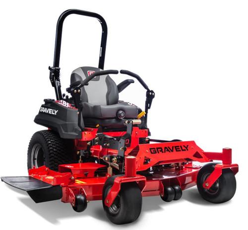 2017 pro turn lawn mower