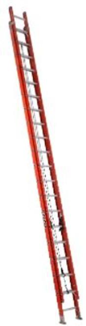 Ladder 40' Extension Fiberglass 300lb