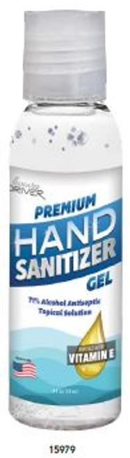 Sanitizer Gel 4oz 71% Alcohol