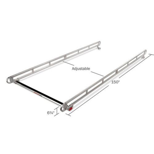 ATR Accessory Side Rails 150 Aluminum Weatherguard 1210