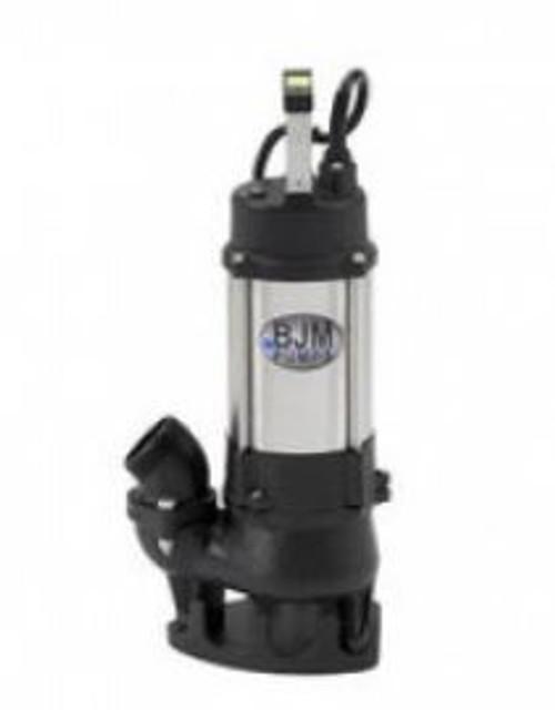 Trash Pump 1/2 hp 2in 115V BJM SV400-115