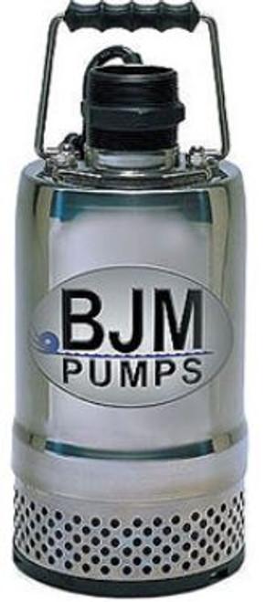 Silver Bullet BJM R400 115v 1/2 hp 2in Submersible Pump