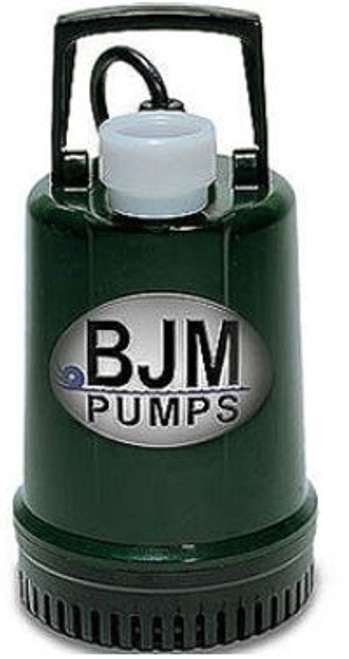 Little Bullet BJM R100 115v 15hp Submersible Pump