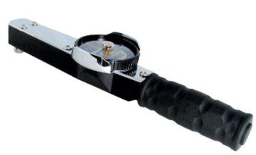 Torque Wrench 1/2 Dr 0-350 Nm Dial CDI 3503NLDNSS