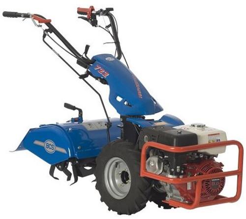 BCS Tractor 722 honda gx recoil