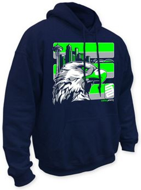 Seahawk Green Navy