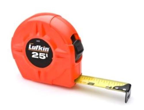 Tape Measure 25 ft Lufkin