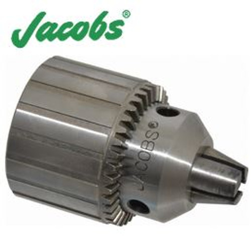 Jacobs Chuck 3A HD Plain Bearing Taper Mounted
