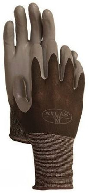 Atlas 370 Glove Black Nitrile - Pair