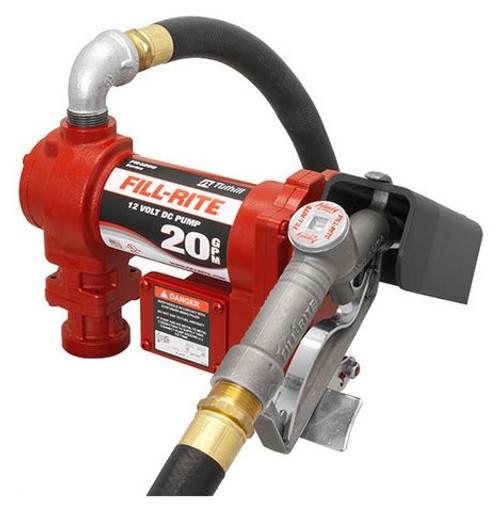 Transfer Pump 20gpm Fill-Rite12V DC