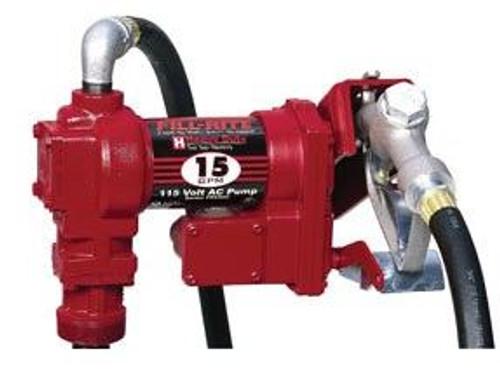 Transfer Pump 15gpm 115V Fill-Rite FR610G