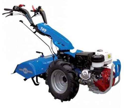 BCS Tractor 749 Pro honda
