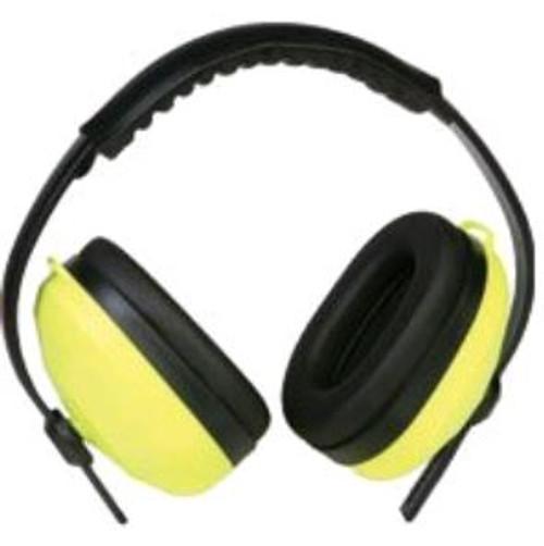 Ear Muff Hi-Viz Lime ERB 14235