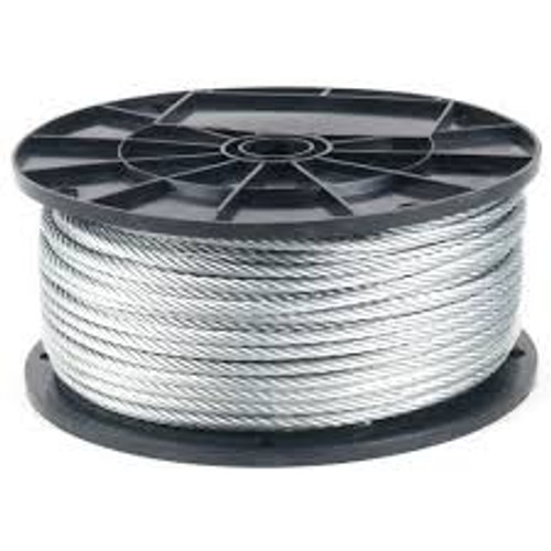 1/16 7 X 7 Import Stainless Aircraft Cable (1071)