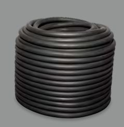 Rubber Rope Solid Core 7/16'' (per ft)