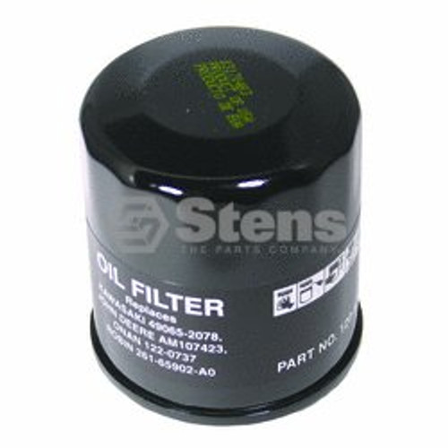 Oil Filter Kawasaki 49065-7010 Stens 120-634