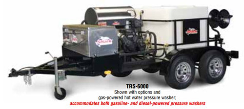 Shark Dual-Axle Pressure Washer