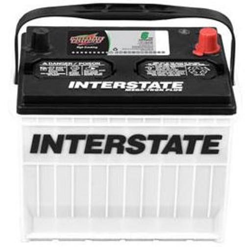 Battery 12V 800CCA Interstate MTP-78DT