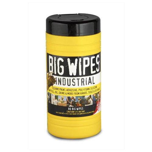 Big Wipes Heavy-Duty 80CT