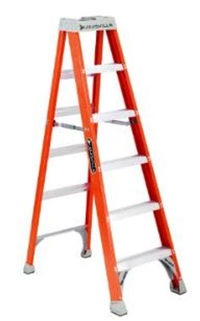 Ladder 6' Step FG Louisville FS1506