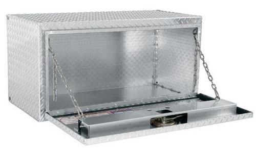 Underbed Box 24x18x18 Aluminum 627