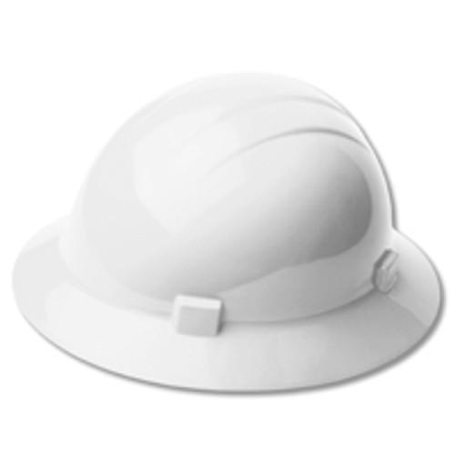 Hard Hat Full Brim White Americana ERB 19221