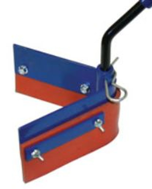 Crack Squeegee V-Shape Head & Blade Kraft GG814-01