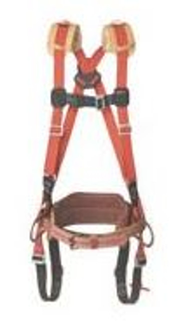 Harness Semi-Floating Body Belt Med (D-to-D Size: 25) Klein LH5266-25-M