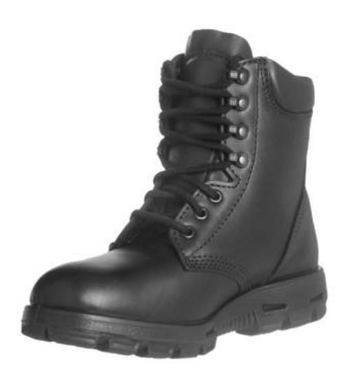 Redback Patrol Boot Black FG Leather UPBFSE