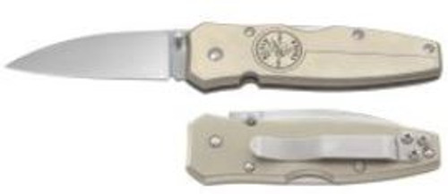 Knife Lightweight Lockback 2-1/2'' Drop-Point Blade Klein 44001