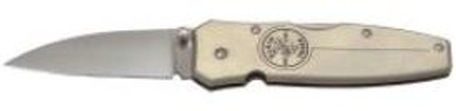 Knife Lightweight Lockback 2-1/4'' Drop-Point Blade Klein 44000