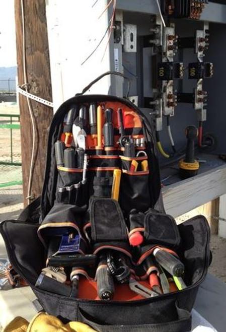Tradesman Pro Organizer Backpack Klein 55421-BP