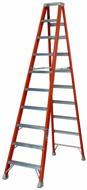 Ladder 10' Step FG Louisville FS1510